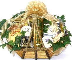 high end gift baskets the finest treats cheese crackers and caviar premium