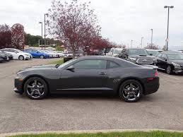 grey camaro grey chevrolet camaro in missouri for sale used cars on