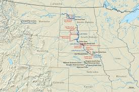Montana River Map by Pick U2013sloan Missouri Basin Program Wikipedia