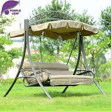 patio canopy swing bed modern patio u0026 outdoor