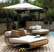 Modern Pool Furniture by Patio Furniture Outside At Home Gathering Spaces U0026 Gardens