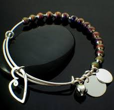 bracelet jewelry kit images Bangle bracelet kit mood beads and charms you can make this jpg