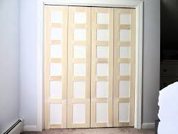 Closet Doors Louvered Louvered Closet Door Makeover