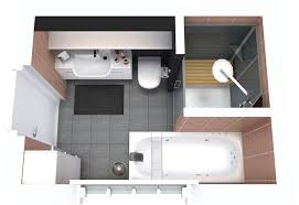 Bathroom Blueprint Floor Plans Roomsketcher