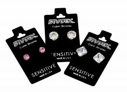studex earrings studex sensitive earrings piercing systems dmcc