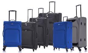 ultra light luggage sets inusa ultralight luggage groupon goods