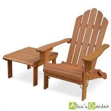 chaise jardin bois chaise bois exterieur achat vente pas cher