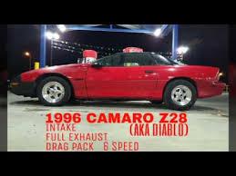 camaro z28 vs mustang gt 1996 camaro z28 vs 1998 mustang gt