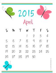 2015 calendar blank printable calendar template in pdf word