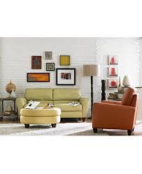 Almafi Leather Sofa Almafi Leather Sofa Living Room Furniture Collection Macys