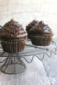 triple chocolate jack daniel u0027s cupcakes bread booze bacon