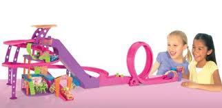 amazon polly pocket pollywheels race mall toys u0026 games