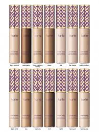 tarte light medium neutral tarte shape tape contour concealer