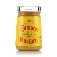 coleman s mustard colman s mustard 170g engraved silver personalised lid