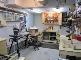 one car garage workshop a one car garage shop canadian woodworking magazine