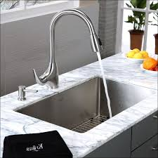 kitchen american standard with soap dispenser and sprayer