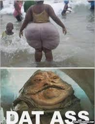 Jabba The Hutt Meme - image 493968 dat ass know your meme