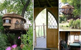 Treehouse Europe - look up 15 more amazing tree houses from around the world