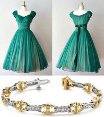 pop culture and fashion magic 10 perfect dress jewelry pairings