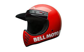 old motocross helmets the bell moto 3 revival