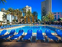 Benidorm Spain Map by Hotel Pueblo Benidorm Spain Booking Com