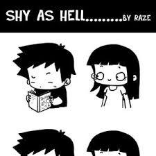 Shy Meme - shy as hell by raze meme center
