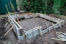 building a garden shed foundation on slope all the best garden