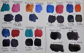 how to mix a dark navy blue with watercolors google search art