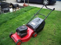 lawn mower second hand gardening tools and equipment buy and