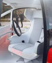 rinspeed rinspeed u0027s self driving electric u0027oasis u0027 concept car features a