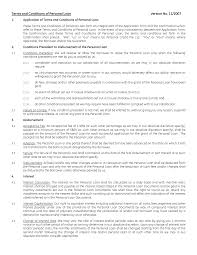 Contract Templates Free Word Templates 10 Best Images Of Personal Loan Agreement Template Word Personal