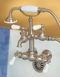 Bathtub Faucet With Diverter For Shower Bathtub Faucets