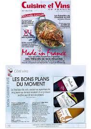 cuisine et vins revue de presse terroirs vivantsterroirs vivants