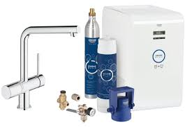 depuratore acqua rubinetto grohe blue professional