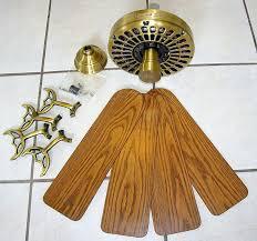 Hunter Original Ceiling Fans by Hunter Original Ceiling Fan In Antique Brass 23552 Buy Sell