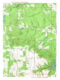 Missouri State Parks Map by Science Club Hiking Trails