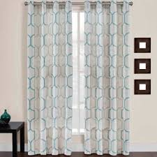 buy teal curtains from bed bath u0026 beyond