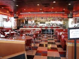 mustang restaurants diner inside dealership picture of mustang sally s diner