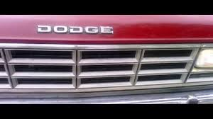 Dodge Ram 90 - 1990 dodge ram 250 van tour startup and brief drive youtube