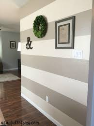 how to paint wall stripes how to paint walls wall stripes and