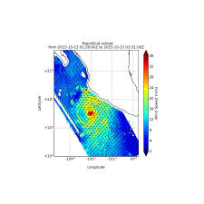 Wind Map Usa by Nasa U0027s New Wind Watcher Ready For Weather Forecasters Nasa
