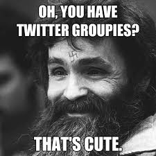 Charles Manson Meme - condescending charles manson memes quickmeme