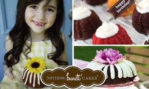 half off at nothing bundt cakes nothing bundt cakes groupon