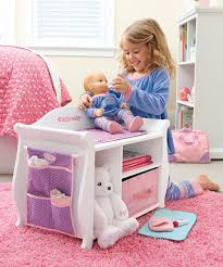 Doll Changing Tables Bitty Baby Changing Table Set Best Table Decoration