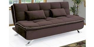 elegant rectangle black leather diwan sofa comfortable couch bed full size of living room magnificent rectangle dark coffee microfiber fabhomedecor ariana sofa cum bed