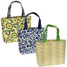 tote bags in bulk bulk stylish satin finish polyester tote bags at dollartree