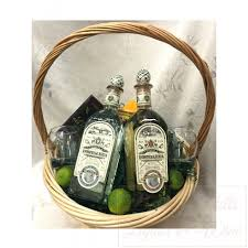 tequila gift basket fortaliza tequila gift basket