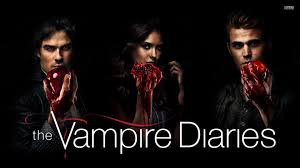 elena gilbert a k a nina dobrev in red dress stefan salvatore