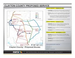 Marta Train Map Educating Clayton