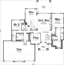 1 story mediterranean house plan richmond